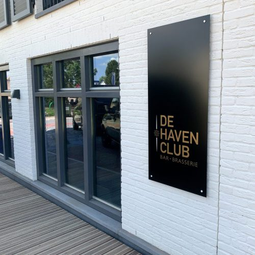 Restaurant Bar Brasserie De Haven Club Loosdrecht Porseleinhaven